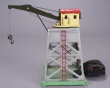 Lionel 165 Prewar Magnetic R/C Crane