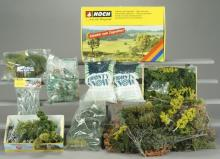 Assorted Landscaping Accessories - Turf & Trees
