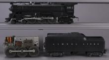 Lionel Lines 2065 Loco & Tender w/ Motor Assembly