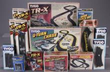 Tyco Track Sets & Assorted Accessories