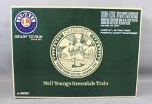 Lionel 6-30002 Neil Young Greendale Train Set