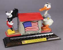 Pride Lines 36th TCA 1990 Mickey & Donald Hand Car