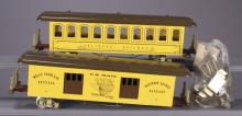 Thorley Hoople Passenger & Baggage Cars