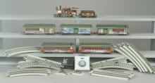 Terry Redlin's Winter Wonderland Express Train Set