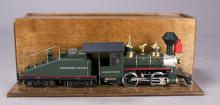 Delton 2210 SP 0-4-0 Loco & Tender with Display