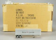 32 Sealand Grey Trailers - Bulk Box