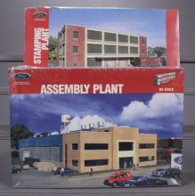 Walthers Ford Assembly & Stamping Plant Kits