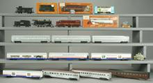 20 HO Scale Rolling Stock by Lionel & Marklin