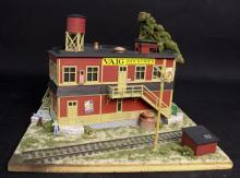 Oxon Hill Vaig Industries HO Diorama