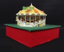 Cummons Music Fest Operating Carnival Diorama