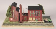Oxon Hill American Milling HO Diorama