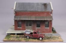 Layout Refinements Warehouse & Man Loading Pickup