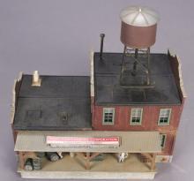 G&S Hobbies Trost Paint Warehouse Model