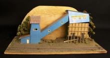 Oxon Hill Golden Boy Mining Facility HO Diorama