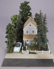 Layout Refinements Neighbor #2 Diorama