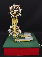 Cummons Sky Wheel Operating Carnival Ride Diorama