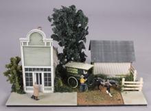 Layout Refinements Desborough Co-Operative Diorama