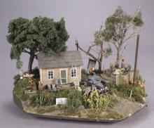 Scenic Express Hillbilly Heaven Diorama