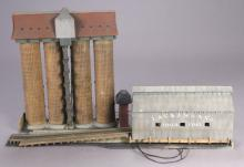 Everything O-Scale Lackawanna Coal Depot Diorama
