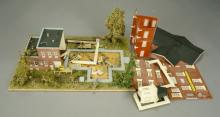 Oxen Hill Hamilton Tool & Die Diorama - For Repair