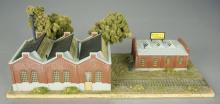 Oxon Hill Hercules Powder Factory HO Scale Diorama