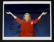 Joan Rivers Autographed Photograph w/ COA