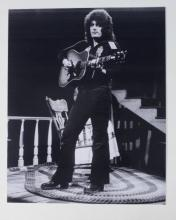 Rock N Roll - Tommy James Autograph & Photo w/ COA