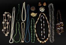 Assorted Estate Jewelry Lot