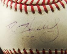 Roy Halladay Phillies Signed Rawlings Baseball