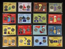 Collection of United States Quarters