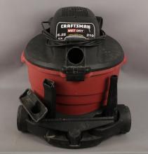 Craftsman Wet Dry 6.25 HP Vacuum