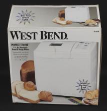 West Bend Automatic Bread & Dough Maker