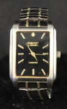 Embassy by Gruen Diamond Men's Watch