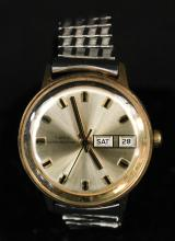 Vintage Timex 1950s Men's Watch with Date