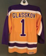 #1 Glasskov Hockey LA Kings Jersey XL