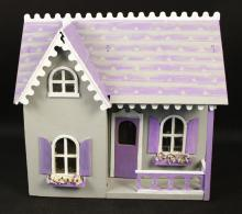 Handmade Doll House - Relay For Life