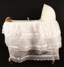 Vintage Baby Bassinet Carriage - Relay For Life