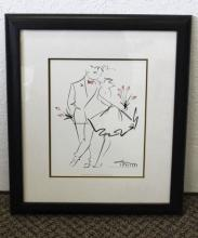 Framed Ty Wilson Secrets Framed Artwork
