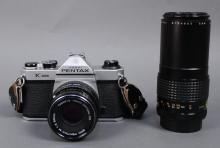 ASAHI Pentax 35 MM Film Camera - K000