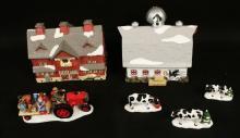 Dept 56 The Original Snow Village Collection Lot