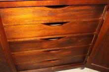 5 Drawer Wooden Bedroom Dresser