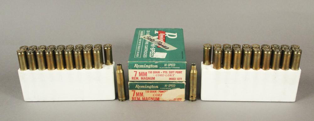 40 Primed 7mm - 34 Loaded -  308 & More