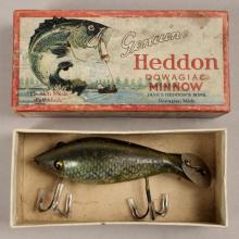 Sportsmen's, Guns, Collectible Lures, Rods, Reels, Camping - Part I