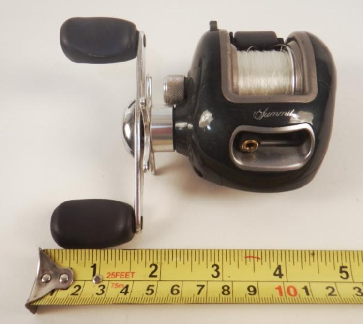 Fishing reels pflueger browning bass outdoor am for Browning fishing reels