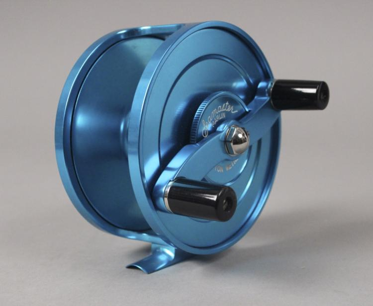 Marlin seamaster 4 saltwater fly fishing reel for Saltwater fly fishing reels