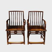 Pair of Spindleback Prosperity Chairs