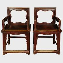 Pair of Rose Chairs