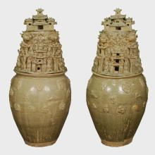 Chinese Temple Vessels