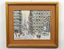 GUY CARELTON WIGGINS (American. 1883-1962)