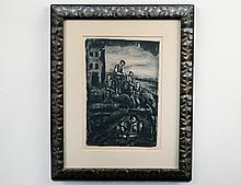 GEORGES ROUAULT (French. 1871-1958)